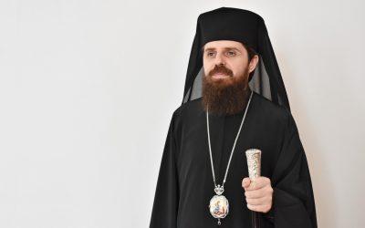 Episcopul-vicar Benedict Bistrițeanul își cinstește ocrotitorul spiritual