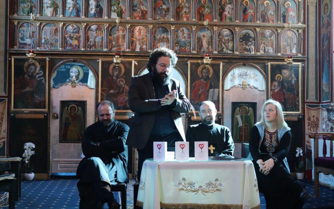 Riscul iubirii – Paul Siladi | Lansare de carte la Protopopiatul Ortodox Român Cluj 1