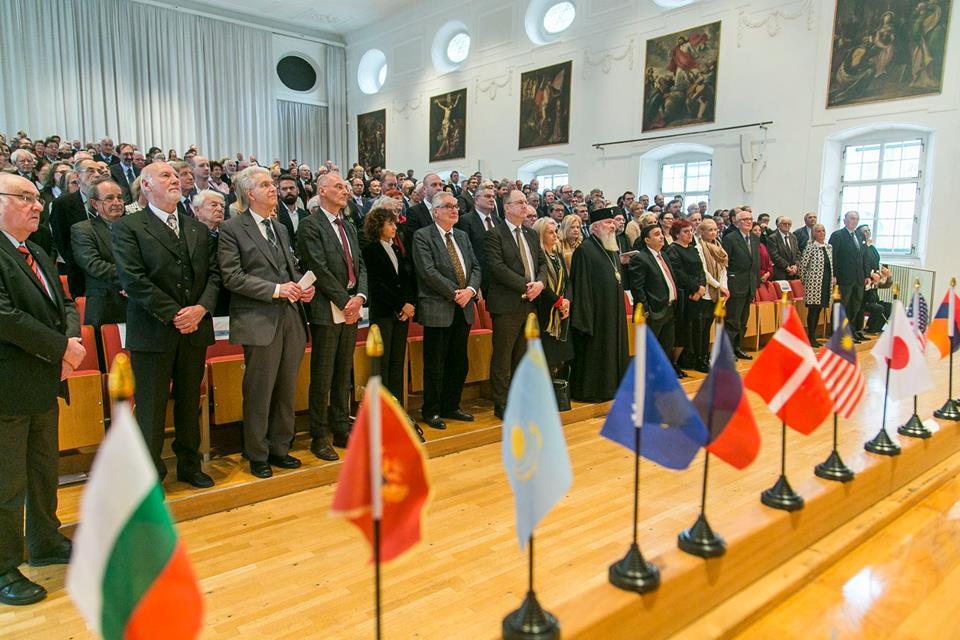 Mitropolitul Clujului, la a treizecea sesiunea plenară a Academiei Europene de Ştiinţe şi Arte din Salzburg