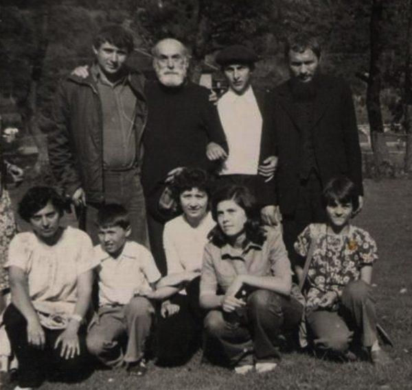 IPS Andrei, preot debutant la Turda, alături de Părintele Nicolae Steinhardt