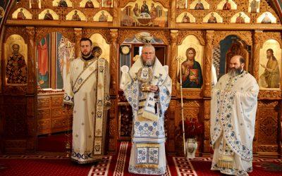 """PS Iustin: """"Muncă şi rugăciune, aşa putem trăi, ocrotiţi de Dumnezeu într-o Românie creştină"""""""