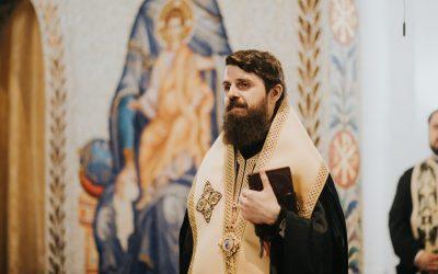 Episcopul Benedict Bistrițeanul, invitatul din această săptămână al studenților ortodocși clujeni