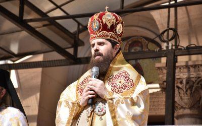 Biserica – Spital de campanie | Predică PS Benedict, Duminica a 2-a din Post (Vindecarea slăbănogului din Capernaum)