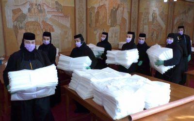 Biserica a intensificat rugăciunea şi acţiunea. Peste 7 mil. de lei pentru ajutorarea celor afectați de pandemie | Comunicat de presă