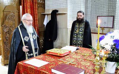 Mitropolitul Andrei – Predică la Denia din Sfânta și Marea Joi – 15 aprilie 2020