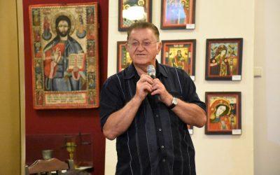 BARABA de Valentin Popovici, în lectura actorului Dorel Vișan