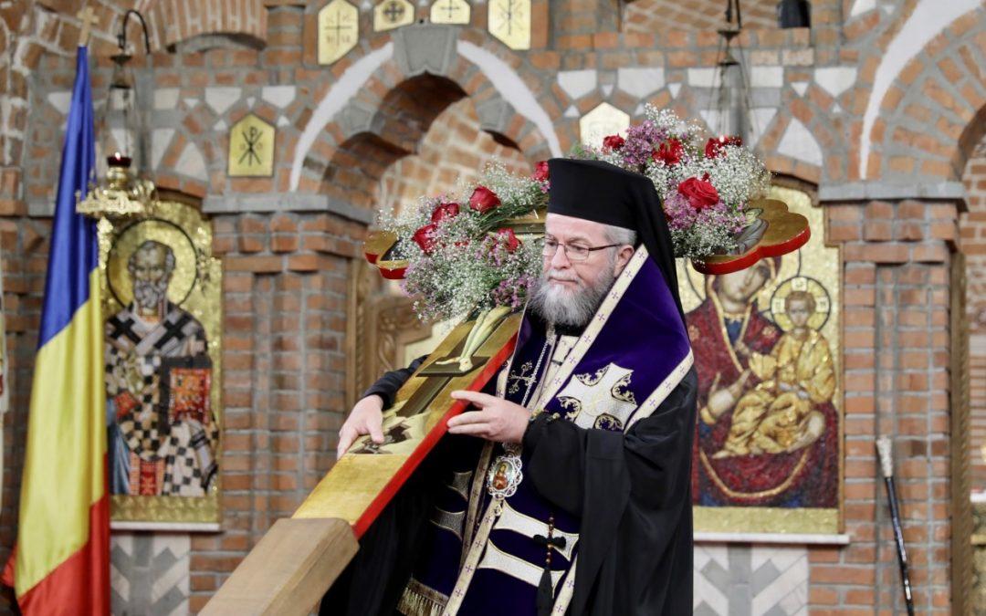 """Denia din Joia cea Mare la Catedrala Episcopală """"Sfânta Treime"""" din Baia Mare"""