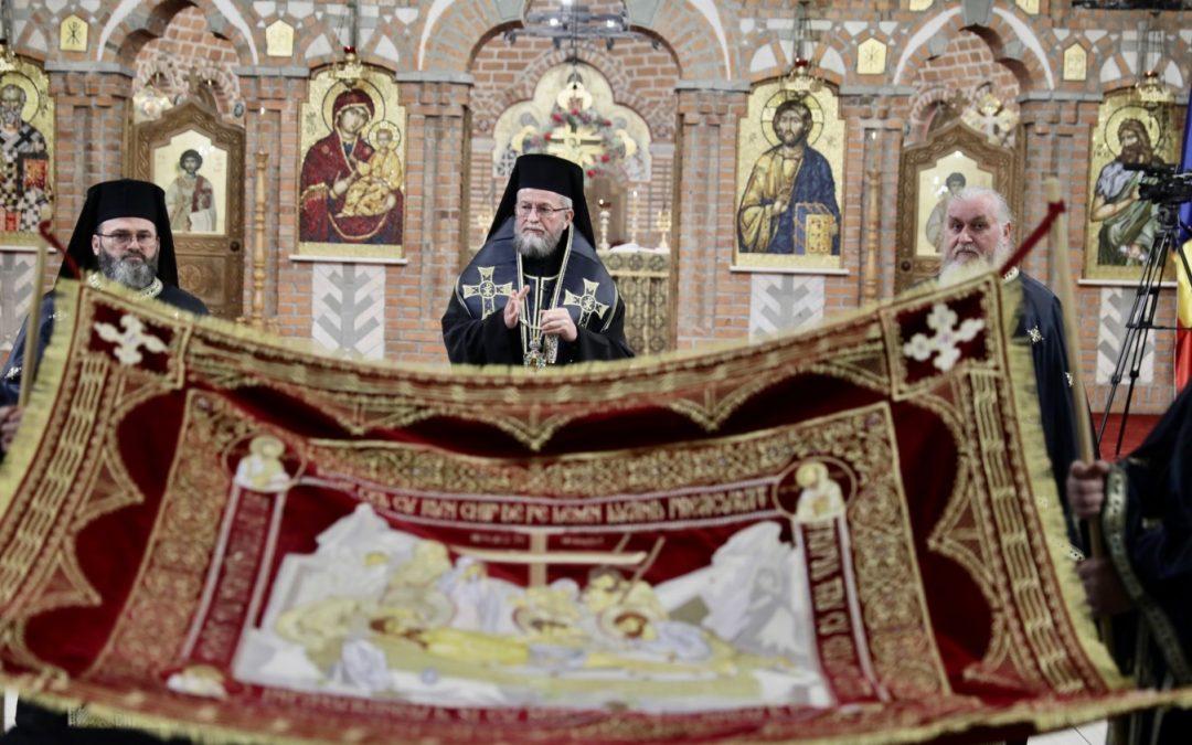 """PS Părinte Iustin: """"Iisus Hristos era și este icoana iubirii și iertării Tatălui."""""""