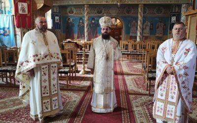 Sfântul Ierarh Pahomie de la Gledin, sărbătorit în localitatea natală, a treia zi de Paști