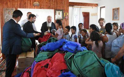 Ziua internațională a rromilor | Arhiepiscopia Clujului oferă o atenție aparte comunităților rrome