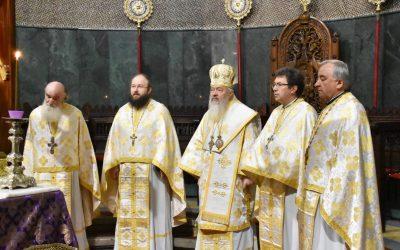 Duminica a V-a din Postul Mare, la Catedrala Mitropolitană din Cluj-Napoca