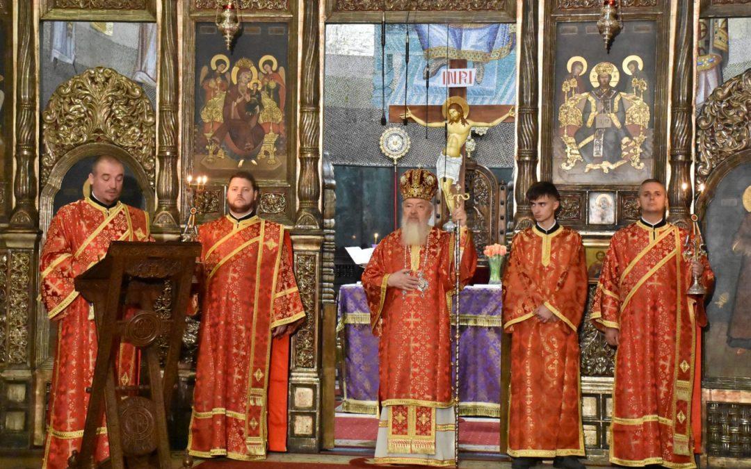 Sfânta Liturghie din Sfânta și Marea Joi, la Catedrala Mitropolitană din Cluj-Napoca
