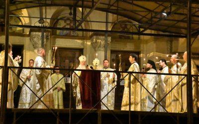 Noaptea de Înviere, la Catedrala Mitropolitană din Cluj-Napoca