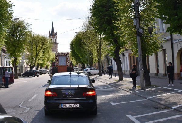 Fotoreportaj | Icoana făcătoare de minuni a Maicii Domnului de la Nicula, în procesiune în orașele Cluj-Napoca și Bistrița