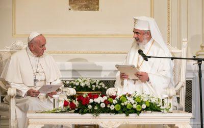 Patriarhul României mulțumește Papei Francisc pentru donația făcută Spitalului din Suceava