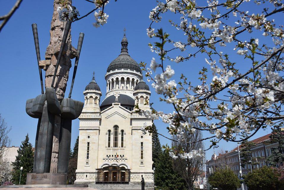 Programul liturgic în Săptămâna Patimilor, la Catedrala Mitropolitană din Cluj-Napoca