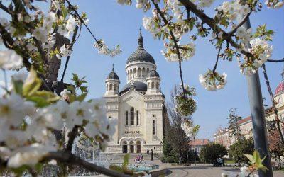Programul slujbelor în Săptămâna Luminată, la Catedrala Mitropolitană din Cluj-Napoca