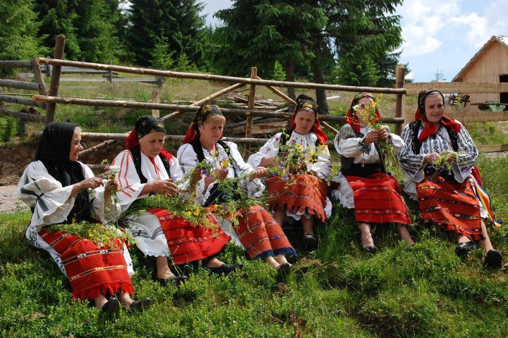 Folclorul din zona de munte a județului Cluj, valorificat printr-un amplu proiect de cercetare