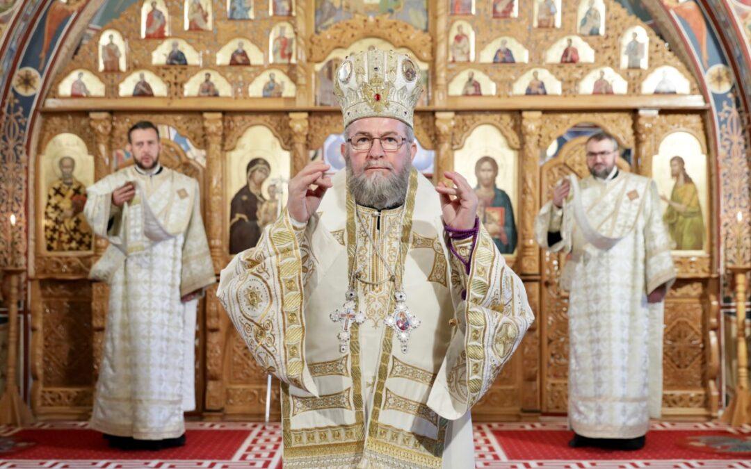 PS Iustin: Simbolul Credinţei, învăţătura cea mai simplă, pe înţelesul tuturor creştinilor