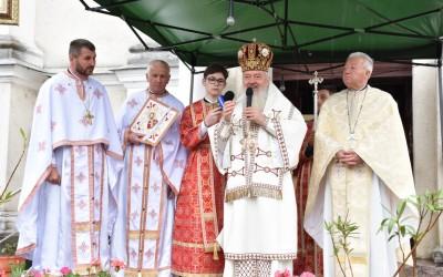 Binecuvântare arhierească pentru credincioșii năsăudeni, în Duminica a 6-a după Paști
