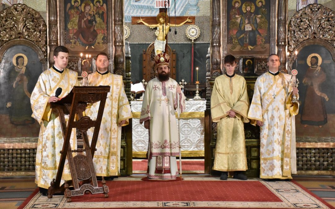 PS Benedict Bistrițeanul: Este un timp al judecății, când suntem chemați să nu mai păcătuim ca să nu ne fie și mai rău