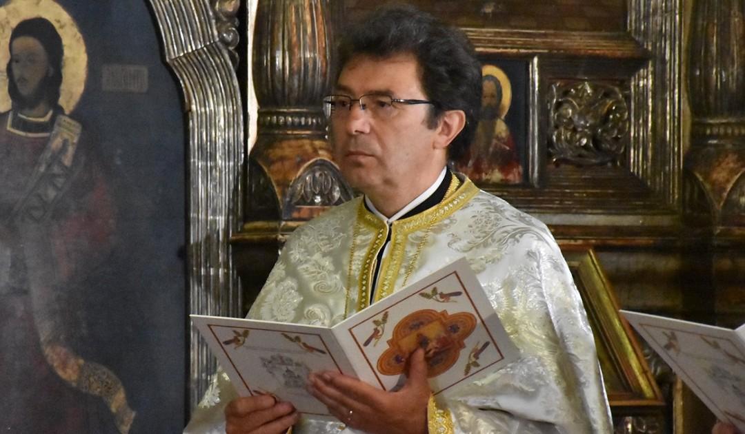 """Trădat de un prieten"" | Pr. Prof. Vasile Stanciu, predică la Denia de Miercuri seara"