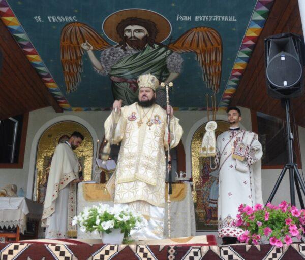 Episcopul Sălajului, prezent în parohia Bocșița