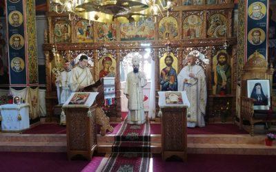 Sfântul Apostol și Evanghelist Ioan, cinstit în Parohia Iacobeni, în prezența PS Benedict Bistrițeanul