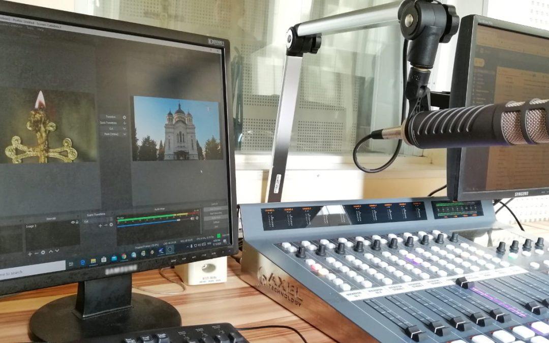 """Liturghisire și propovăduire prin """"live-streaming"""" în Biserica Ortodoxă. Pentru o disciplina arcani digitalis"""