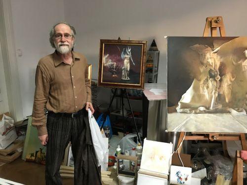 19 mai - Ziua Pictorilor   Interviu cu pictorul Ovidiu Avram, apropiat al monahului N. Steinhardt