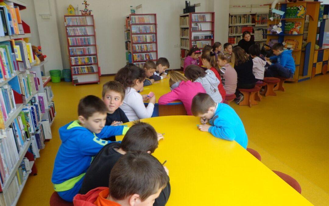 """Săptămâna Copilăriei, la Biblioteca Județeană """"Octavian Goga"""""""