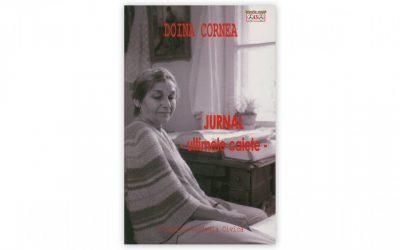 Recomandare de carte: Doina Cornea, Jurnal – ultimele caiete