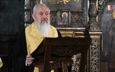 """(Audio) Părintele Mitropolit Andrei: """"Fără Domnul Hristos nu putem face nimic"""""""