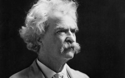 Secretele autobiografiei lui Mark Twain