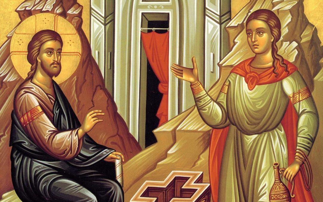 Agenda ierarhilor din Arhiepiscopia Clujului, în Duminica a 5 -a după Paști (a Samarinencei)