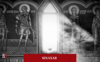 19 aprilie – Sf. Cuv. Ioan de la Lavra Veche; Sf. Sfinţit Mc. Pafnutie