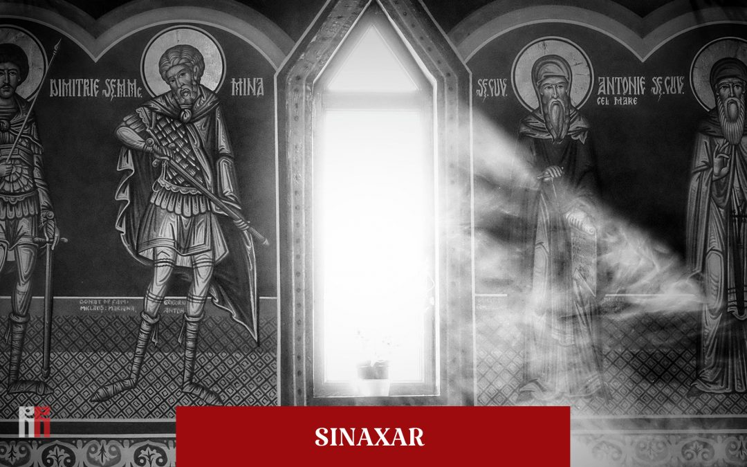 21 februarie – Sf. Cuv. Timotei; Sf. Ier. Eustatie, arhiepiscopul Antiohiei