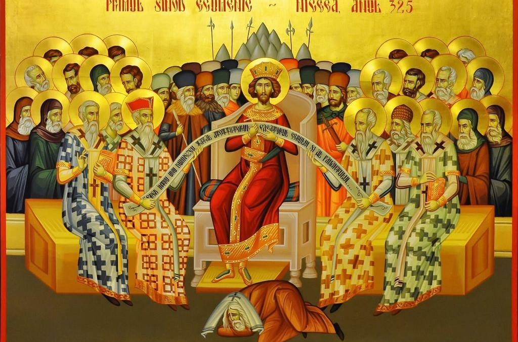 Biserica și lumea. 1695 de ani de la întâiul Sinod Ecumenic