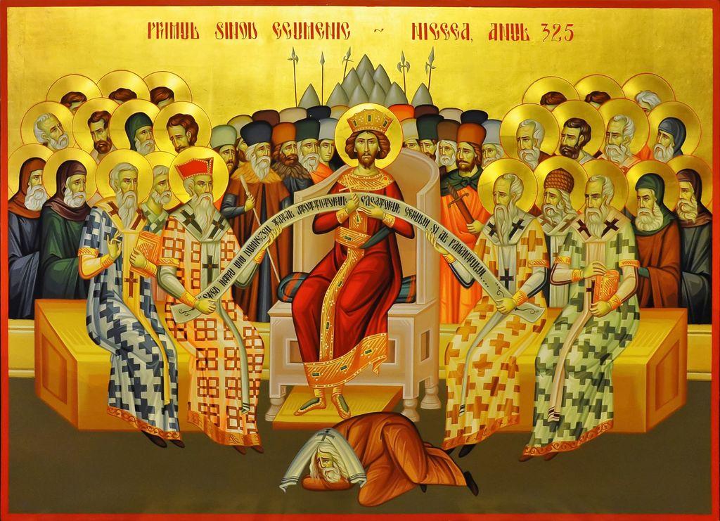 Biserica și lumea. Întâiul Sinod Ecumenic