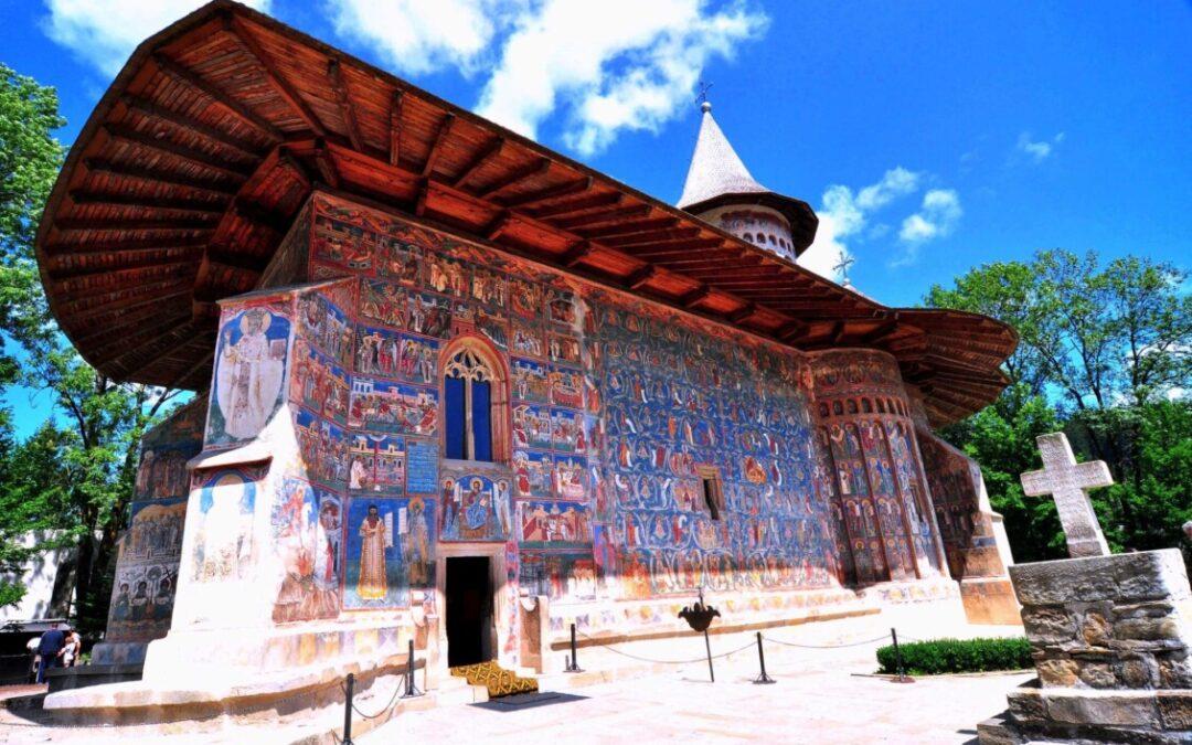 Mănăstirea Voroneț – patrimoniu cultural național și european