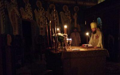 Sfânta Liturghie arhierească, la Capela Facultății de Teologie Ortodoxă din Cluj-Napoca