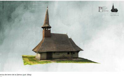 Bisericile de lemn din Sălaj și din împrejurimi, conservate digital