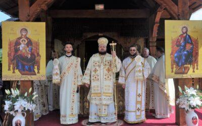 Sfinții Apostoli Petru și Pavel, ocrotitorii schitului Stârciu din Episcopia Sălajului