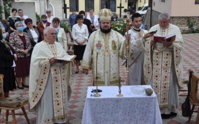Hramul primului lăcaș de cult românesc din Zalău