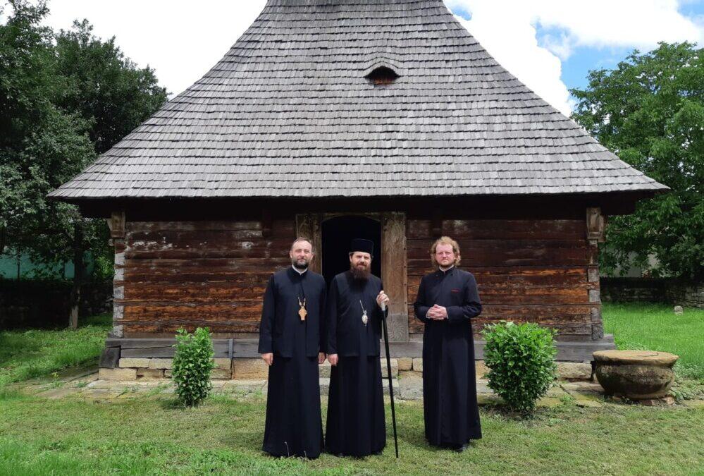 PS Benedict Bistriţeanul, în vizită de lucru în Protopopiatul Ortodox Român Cluj 1