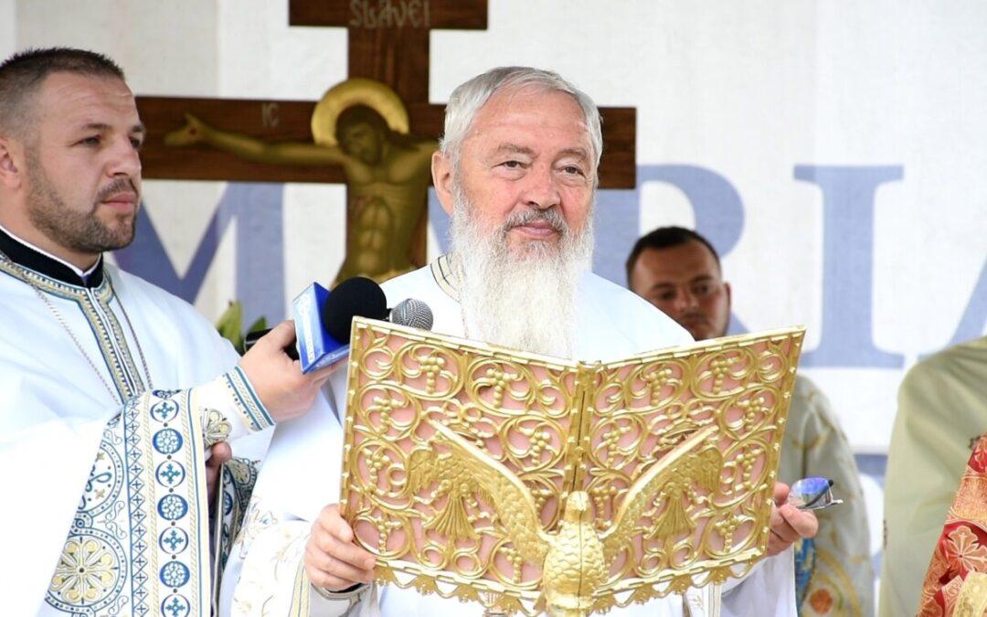Mitropolitul Andrei – Grijă și îngrijorare – Predică la Duminica a 3-a după Rusalii