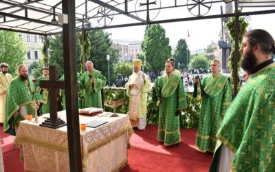 Duminica Rusaliilor, la Catedrala Mitropolitană din Cluj-Napoca