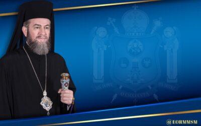Episcopul Maramureșului și Sătmarului, Preasfințitul Părinte Iustin, la ceas aniversar