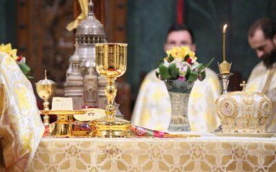(INTERVIU) Mitropolitul Ioan (Zizioulas): Biserica, fără euharistie, nu mai este Biserică