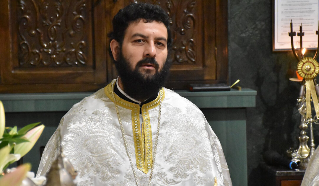 Protos. Natanael Zamfirache | Predică la Duminica Tuturor Sfinților